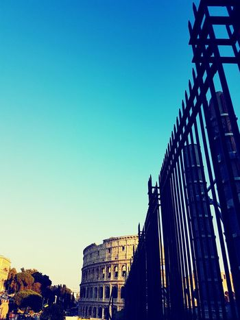 Kolosseum History Built Structure Roma