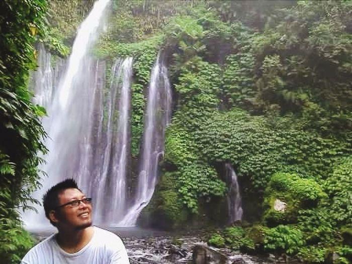 TiuKelep Senaru Traditional Village Rinjani National Park A Man Is Me