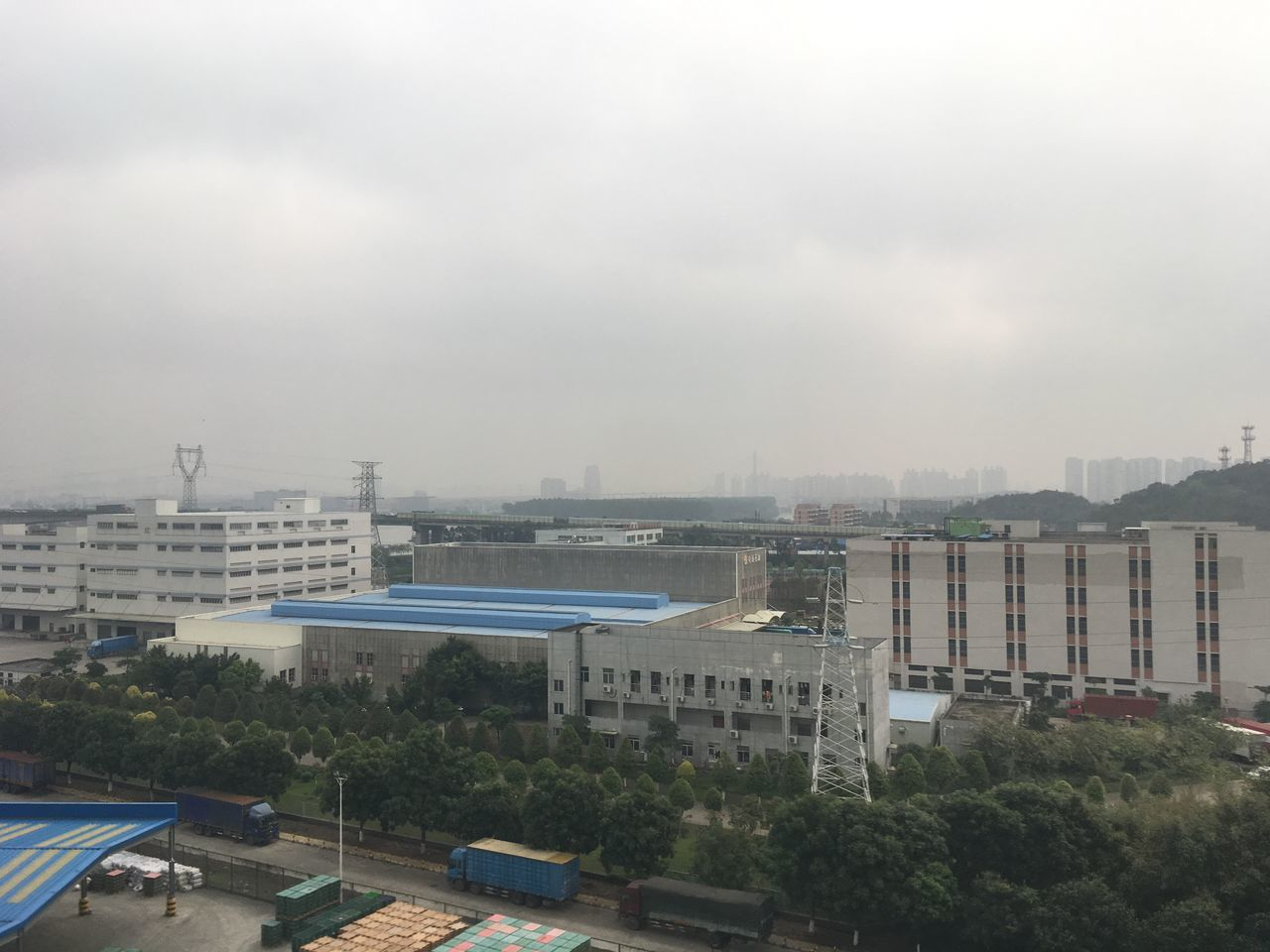 Architecture China City Cityscape Day No People Outdoors Sky Social Issues Tree
