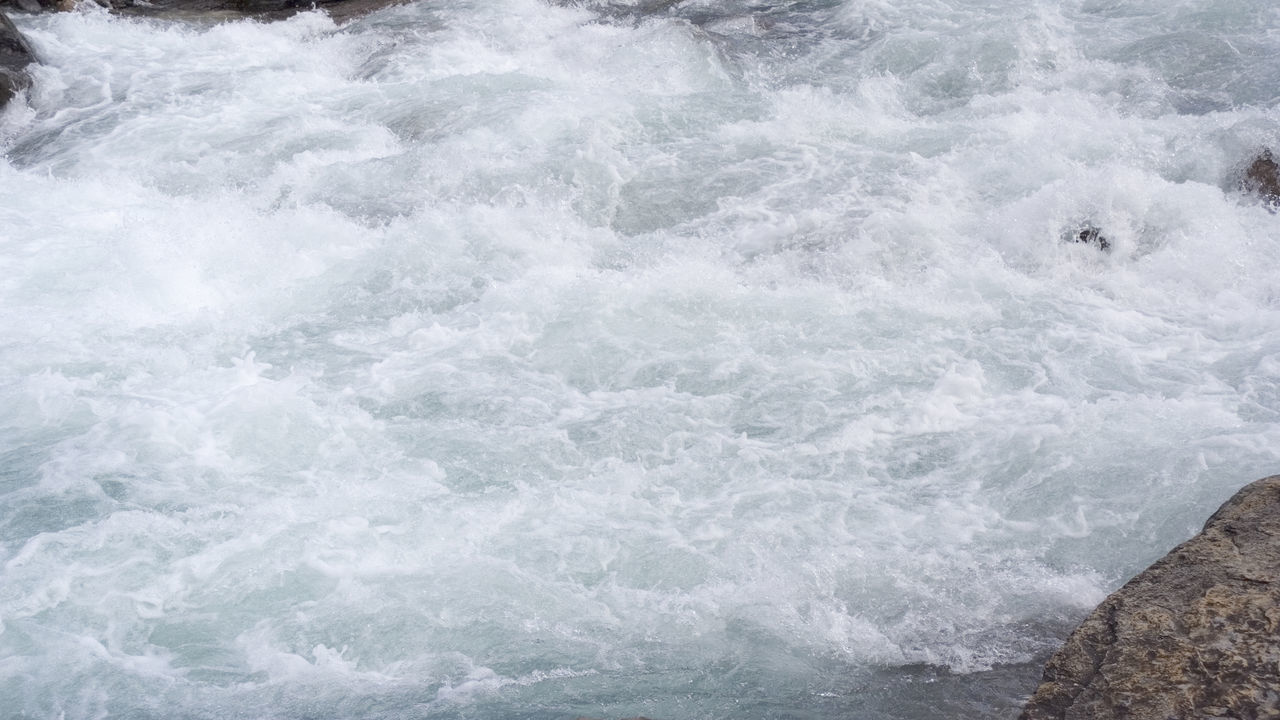 whitewater - mistaya river, banff national park, canada Background Backgrounds Close-up Full Frame Nature Pattern Power Power In Nature Raging Rapid Rippled Rippled Water River Rough Speed Spray Stream Swirl Texture Textured  Torrent Water Wave White Whitewater