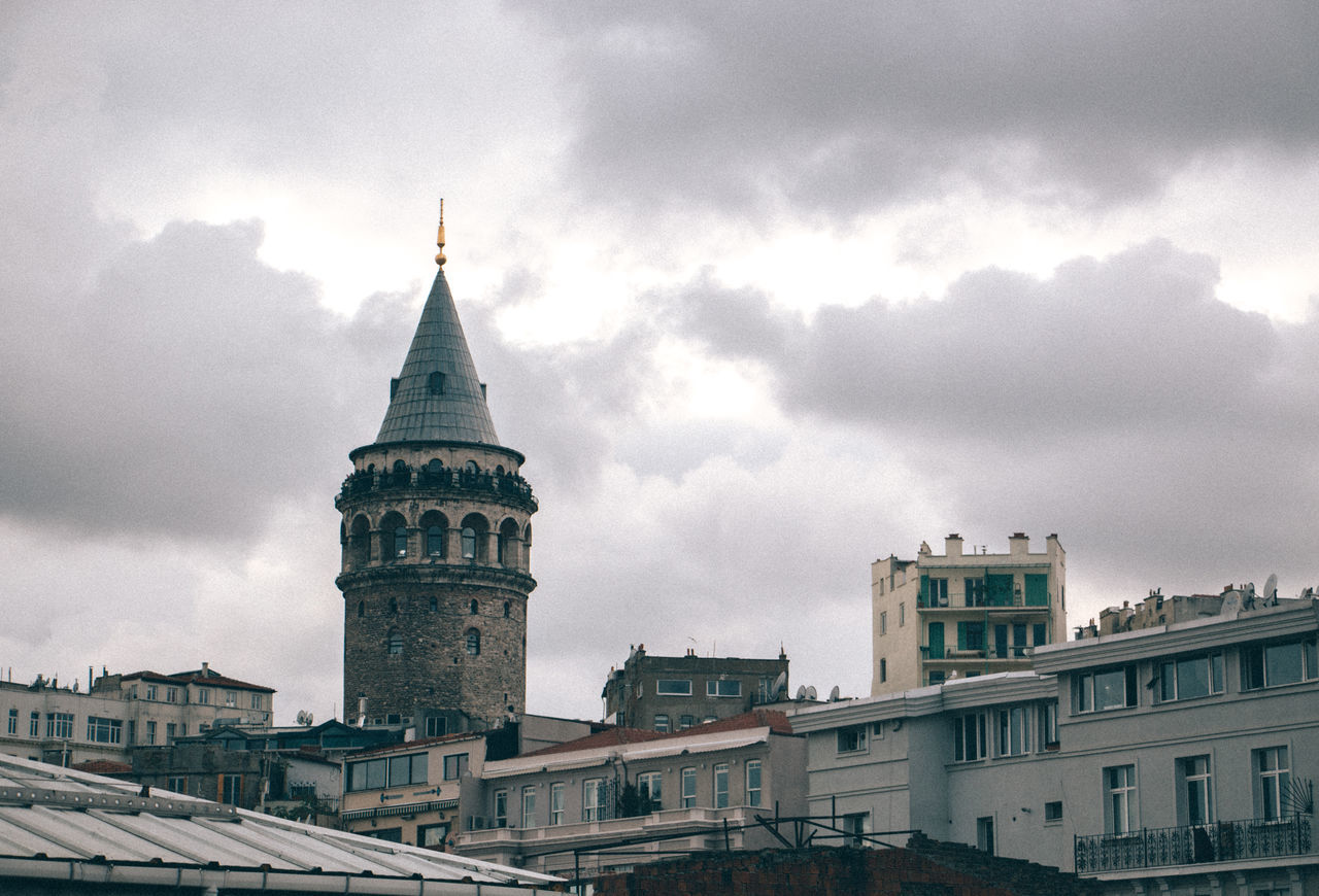 Beautiful stock photos of istanbul, Architecture, Building Exterior, Built Structure, Cloud - Sky