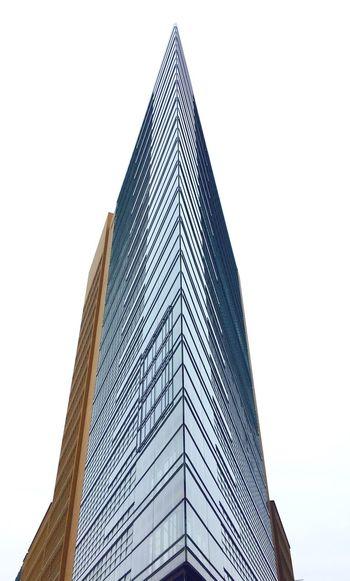 Architecture Low Angle View Skyscraper Façade Office Block Minimalist Architecture