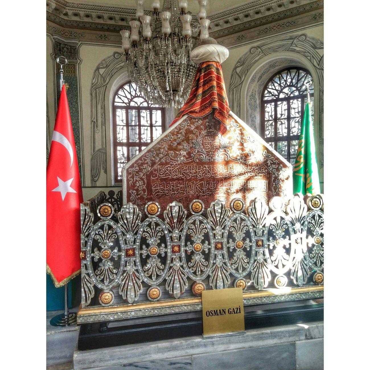 Bursa / Turkey Bursa Osmangazi Türbe Osmanlıdevleti Osmanlı