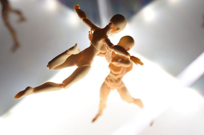 if you fall, i will catch. Figma Blankfigures Poetry Love