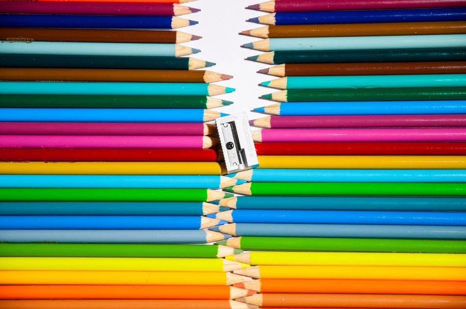 Beautiful stock photos of pencil, Auto Post Production Filter, Backgrounds, Crayon, Multicolored