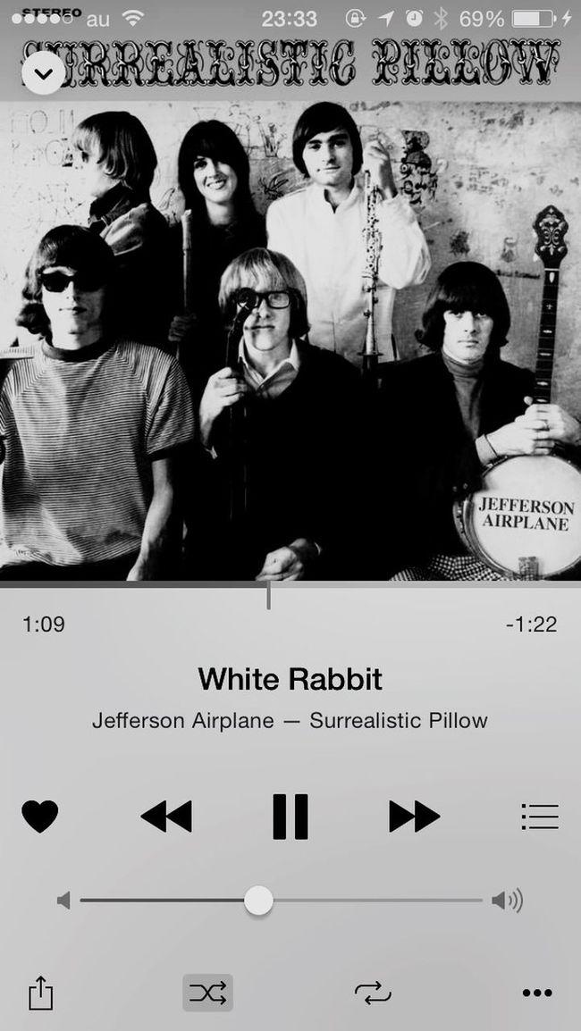 What Are You Listen To Jefferson Airplane