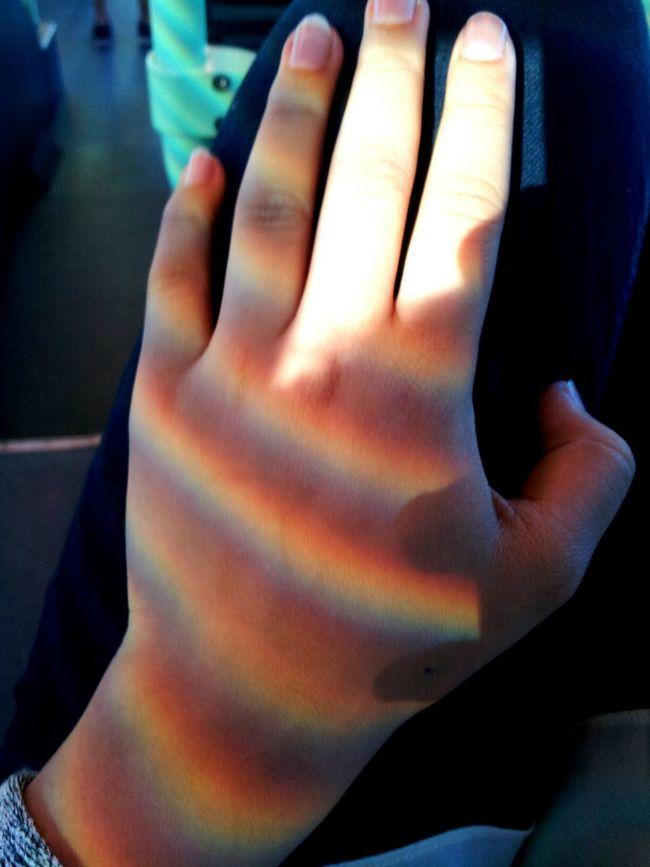 that made my day ©SabrinaB25 Rainbow Amateurphotographer  Colorizeyourlife Bustravel