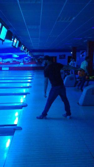 Bowling Strike! Relaxing
