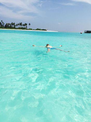 🌴🌄🌴 Beach Water Sea Beauty In Nature Swimming
