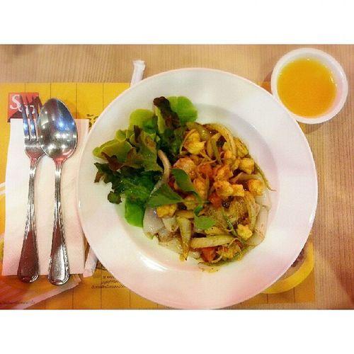 ก๋ ว ย เ ตี๋ ย ว กุ้ ง สั บ Snprestaurant Central Changwattana Noodles