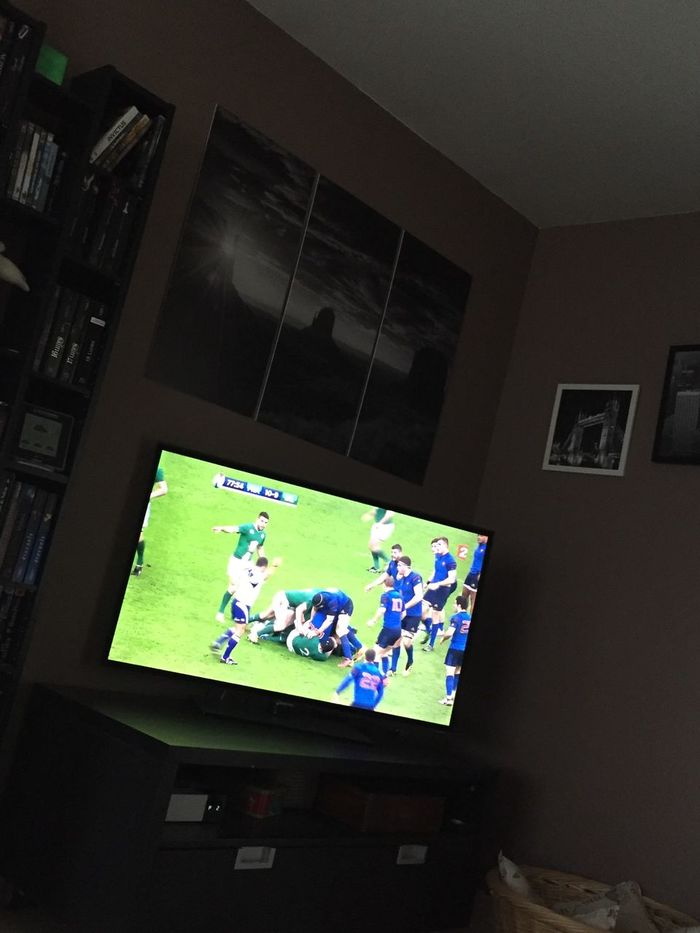 Rugby Rugby TIME Sport Tournament Tournoi France Irland Victory 6 Nations XV DE FRANCE