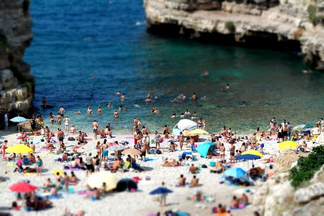 Beach Best Edits  Colors Of Summer Effects From Above  People Summer Views Summertime Tilt Shift Trowback Photos People Together The Great Outdoors - 2016 EyeEm Awards