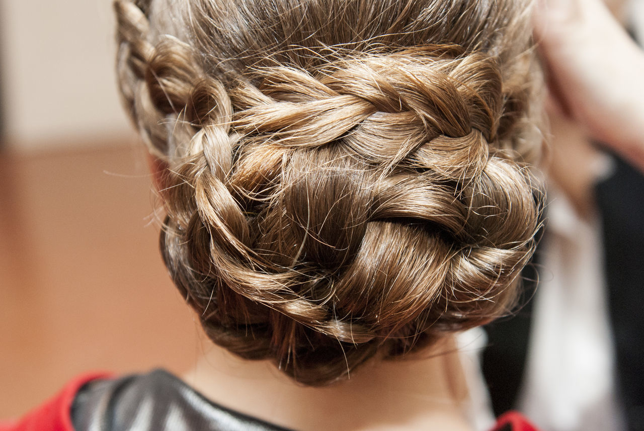 Braid Bride Hairstyle Business Finance And Industry Celebration Close-up Event Focus On Foreground Hair Bun Hair Style Hairdresser Hairs Hairstyle Hairstyles Hairstylist Headshot Human Hair Lifestyles One Person Plait Real People Rear View Tress Wedding Fashion Woman Work