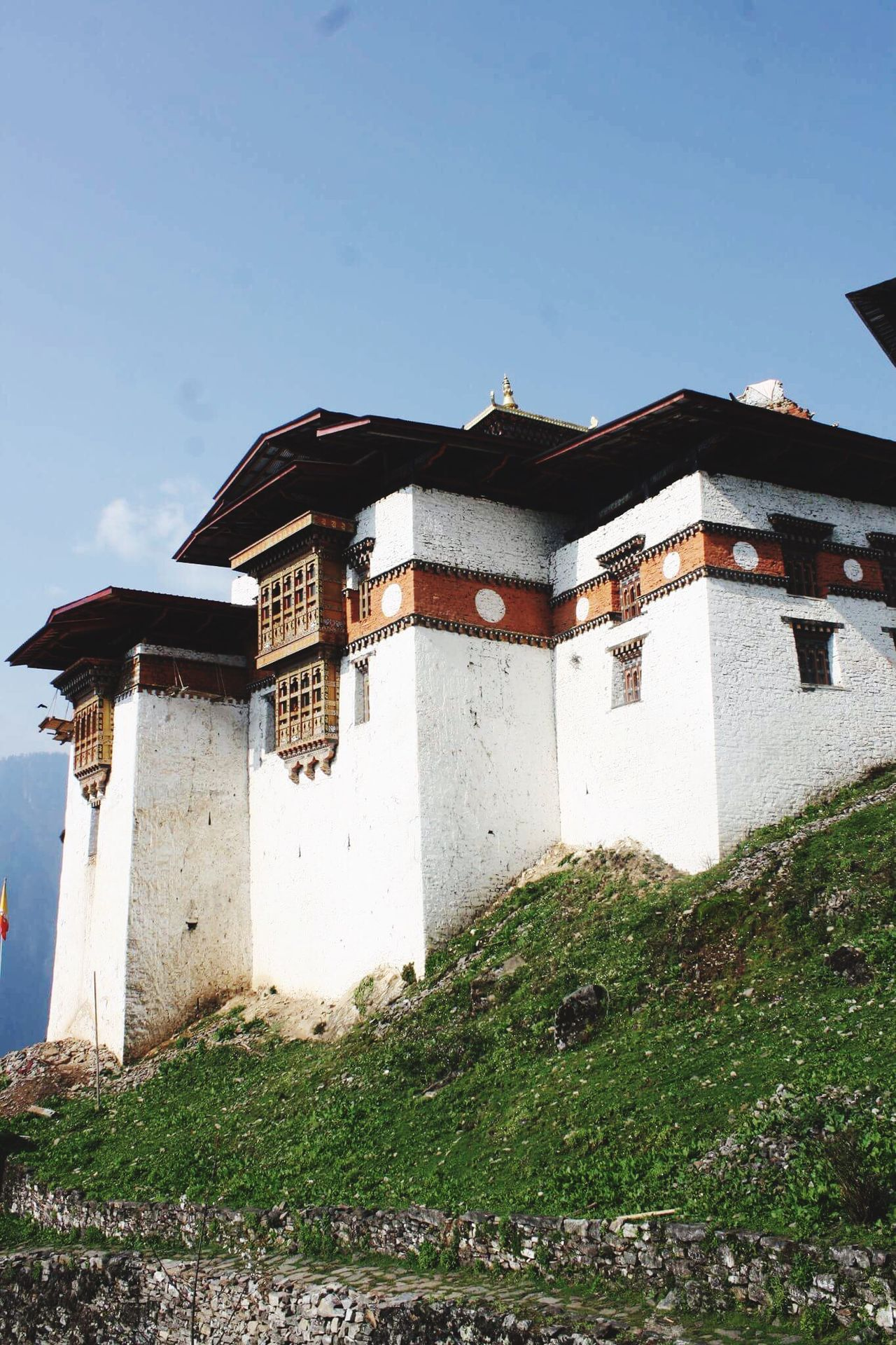 Is Gasa Dzong, Bhutan Architecture First Eyeem Photo EyeEmNewHere The Architect - 2017 EyeEm Awards