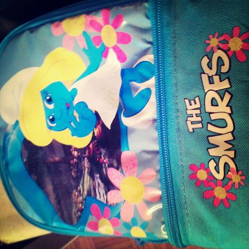 Yeah.. I'm A Junior And This Is My Lunch Box