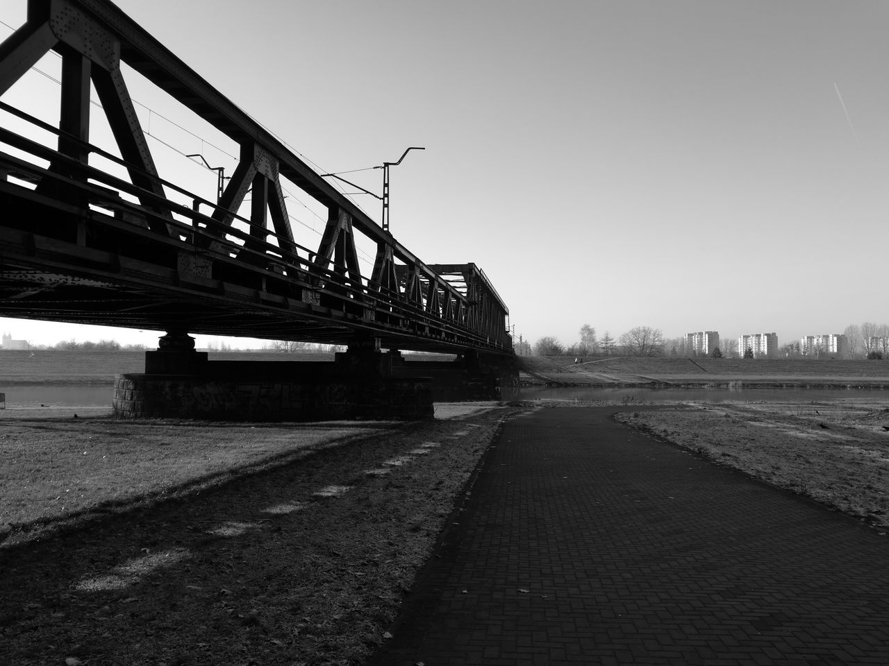 My Poland on black&white Poland Opole Black & White PhonePhotography NoEdits