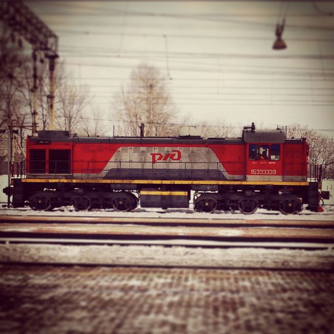Winter зима Railwaystation Railway Railroad Rzd биробиджан вокзал Железная дорога РЖД