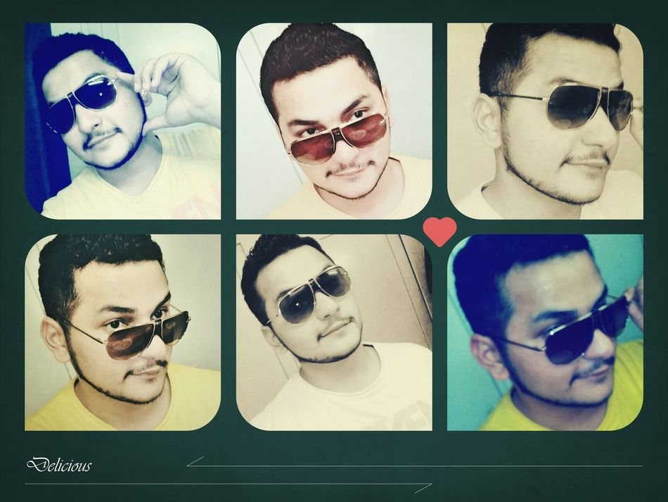 Collage Glasses NewLook Smile❤