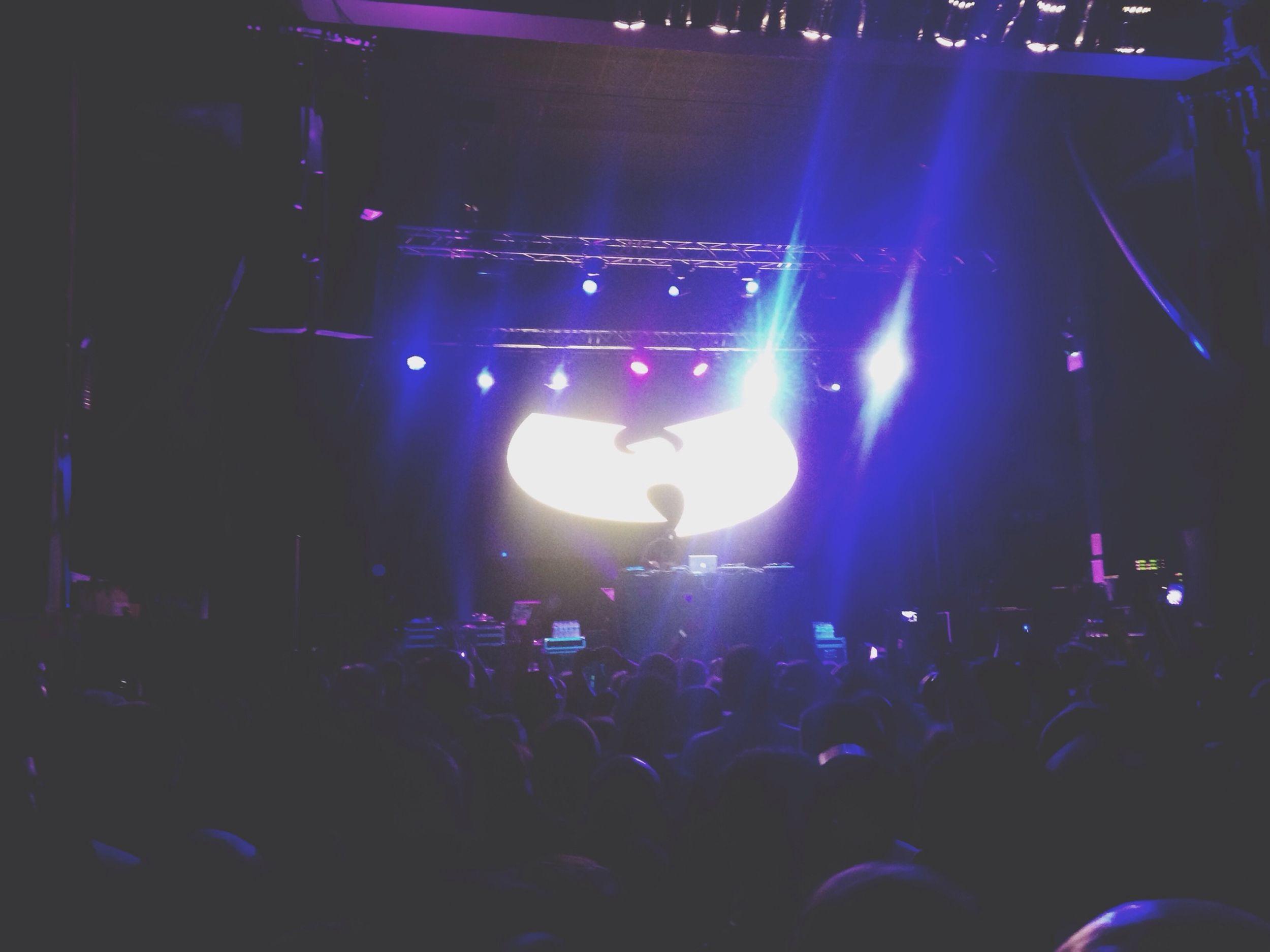 Wu-tang Clan Gig Newcastle Upon Tyne Rap