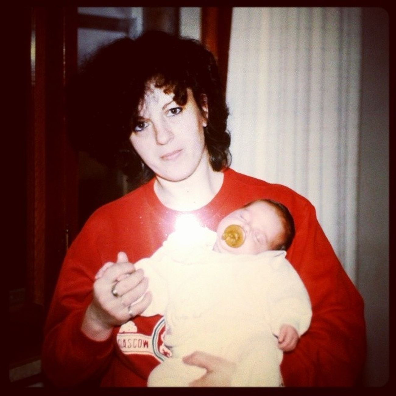 Auguri Mamma<3 Festadellamamma Meandyou Love Mother doughter 1989