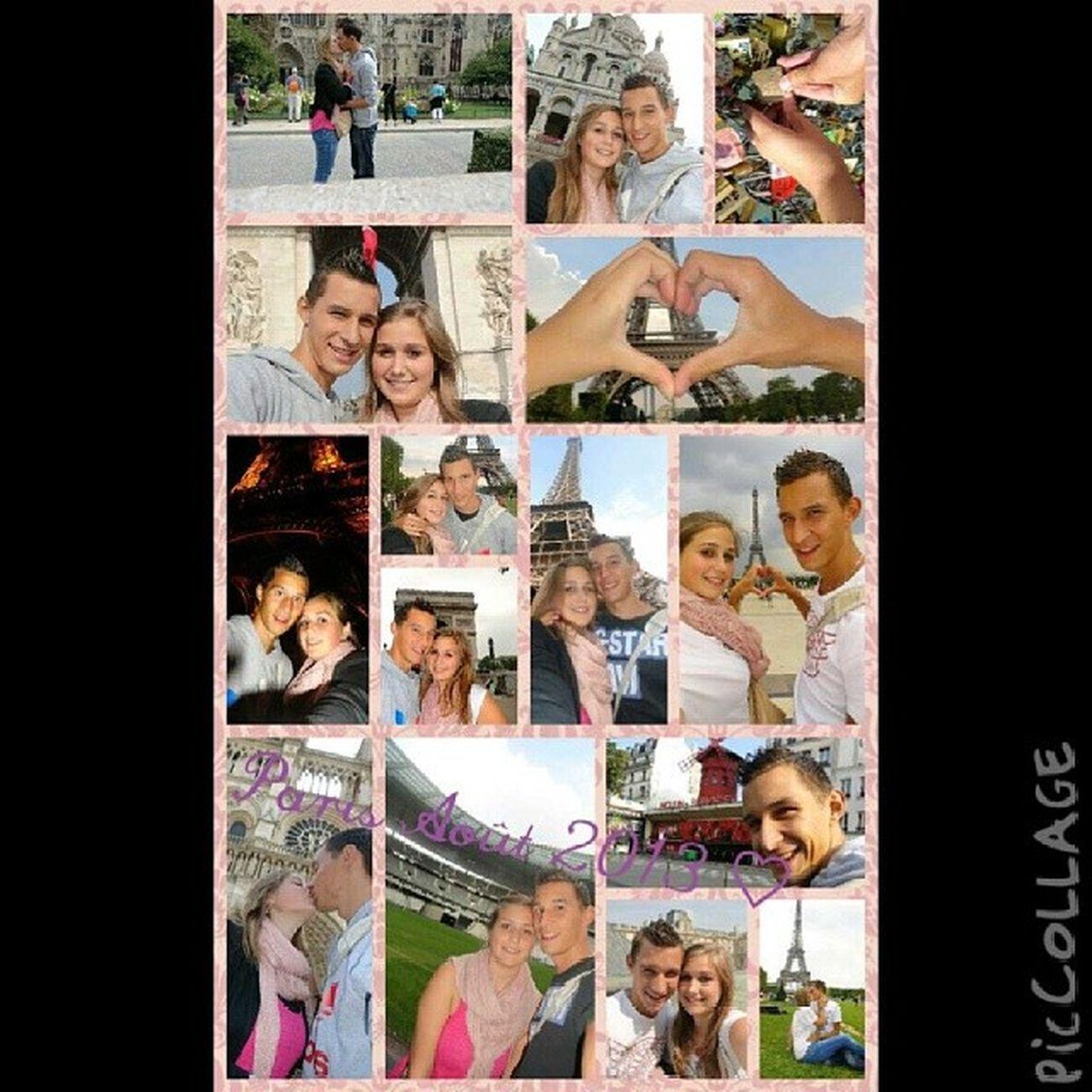 Paris Août 2013 ... manque ! Love Paris Weekendautop Manque souvenir