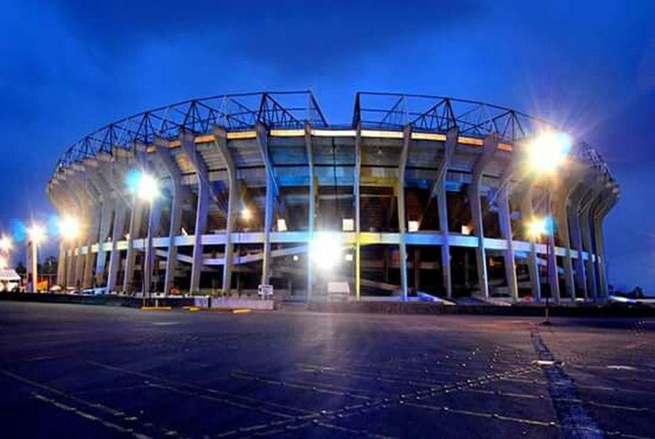 El gran estadio azteca....lugar de momentos inolvidables ...