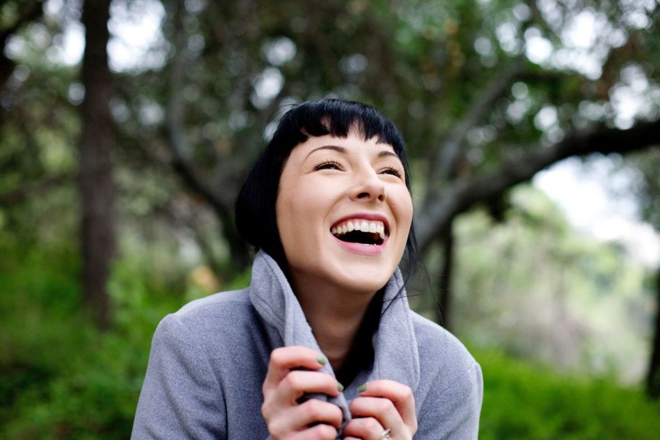 Beautiful stock photos of smile, Cheerful, Close-Up, Day, Enjoyment