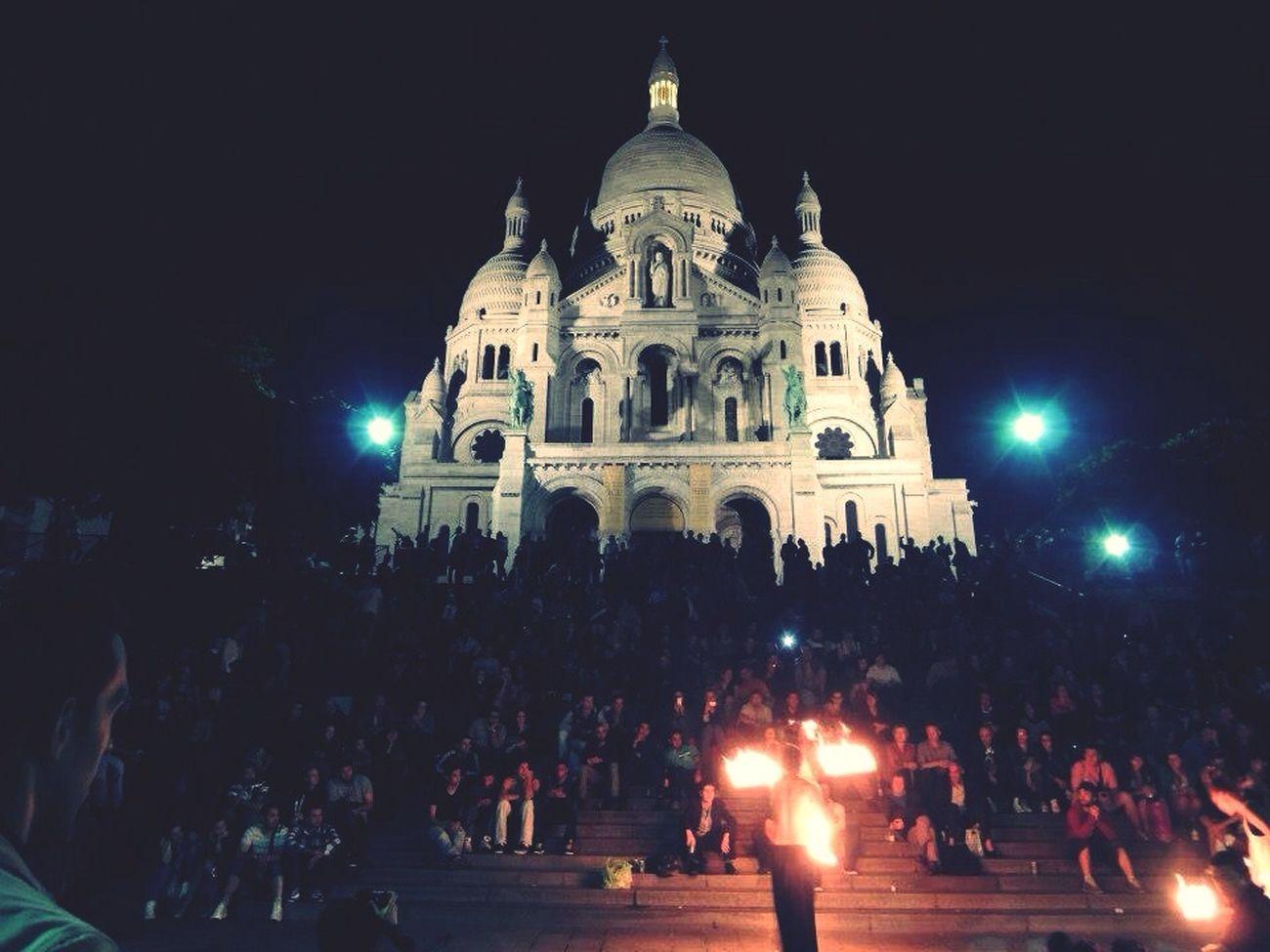 Montmartre Paris Traveling