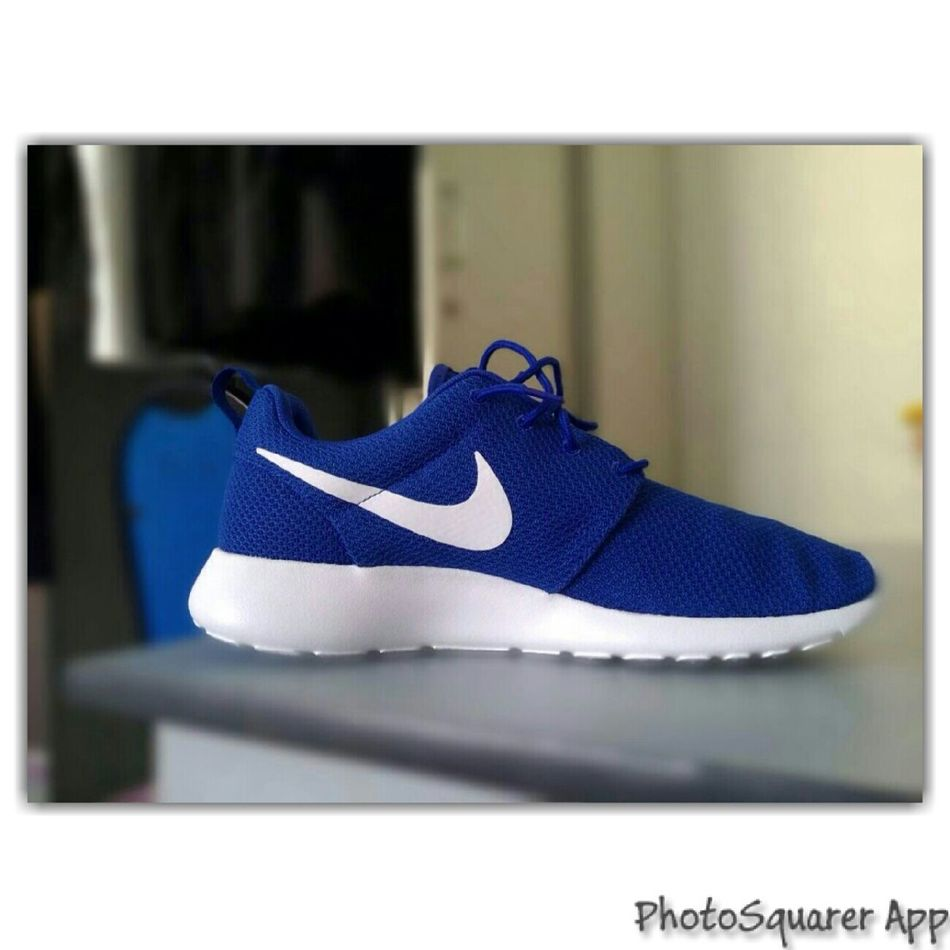 Nike Lovers Nike Roshe's Nike Nikemalaysia Nikelover Blue Depth Of Field Nike, Just Do It Nike Shoes Nike Roshe Nikesonmyfeet