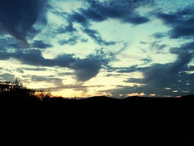 Semiarido Rio Grande do Norte/RN. As ultimas horas da tarde. Afternoon Pordosol Sunset