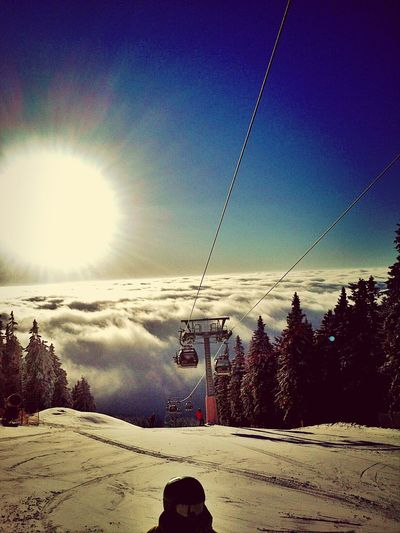 Mountain View Mountains Love Skiing Beautiful Place best week with best friend.