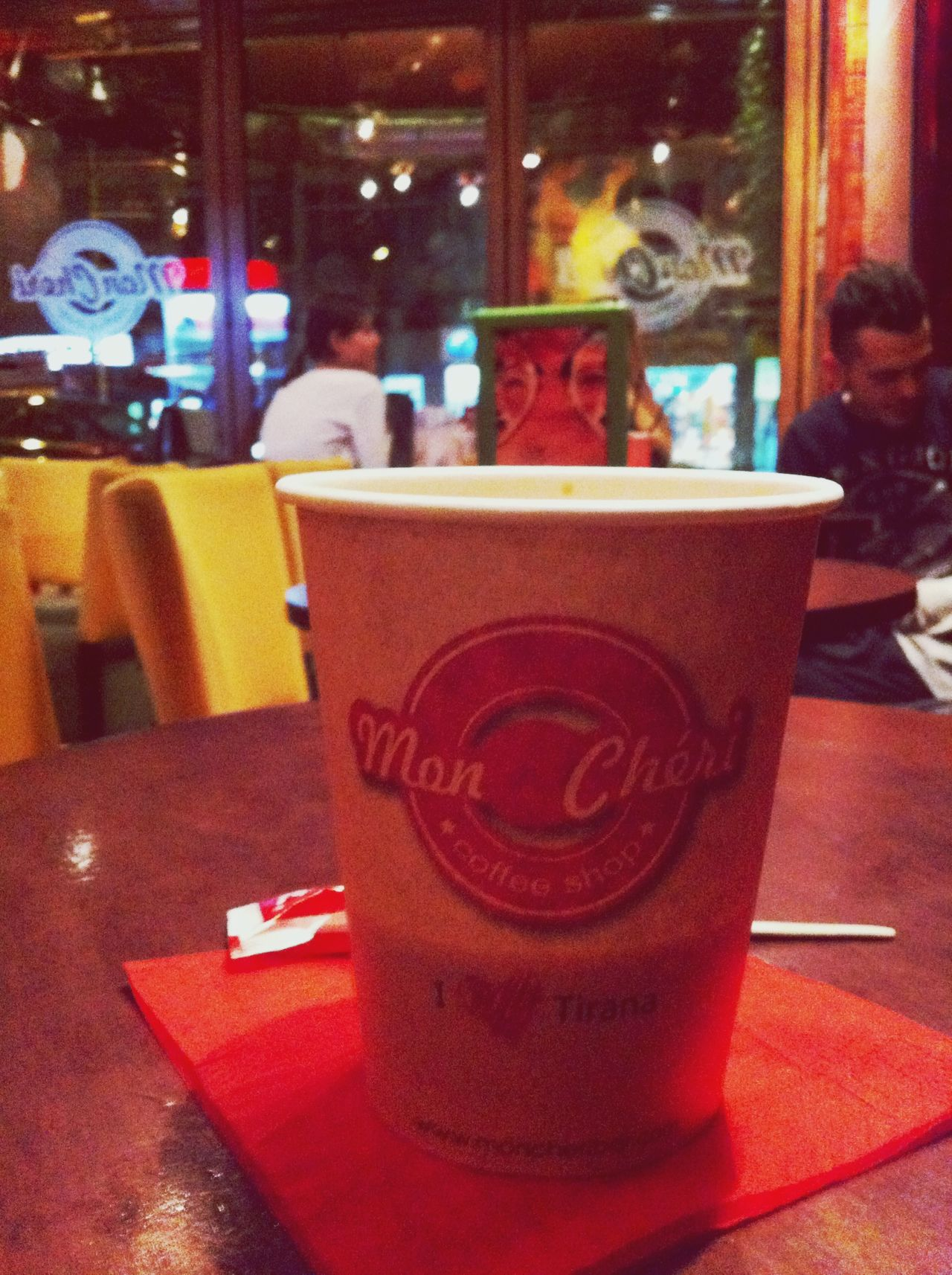 American Coffee Coffee Coffee Time Tirana Albania Mon Cheri I ❤️ Tirana Slightly Out Of Focus The Places I've Been Today Chilling