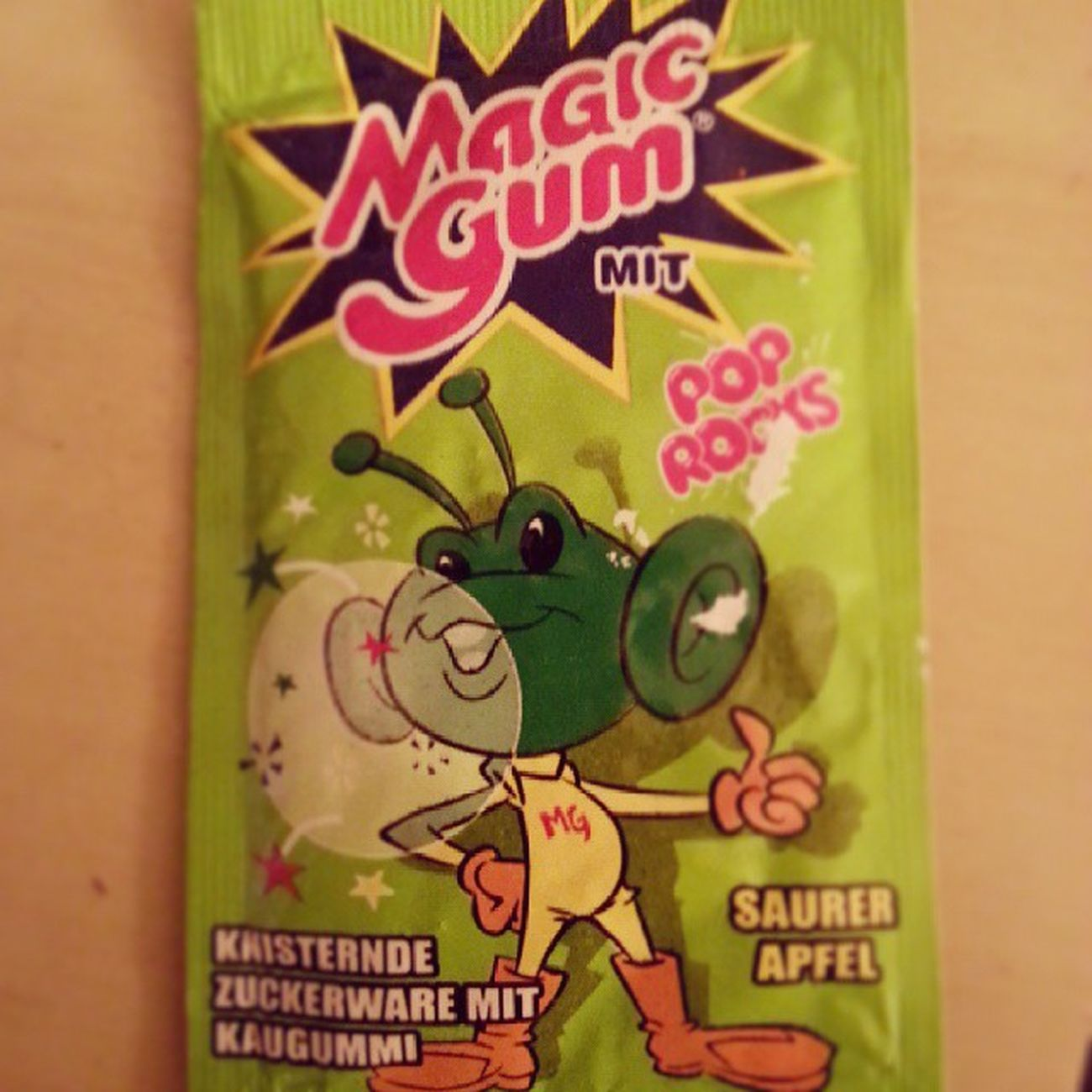 Magicgum Poprocks Funnyinthemouth Knister