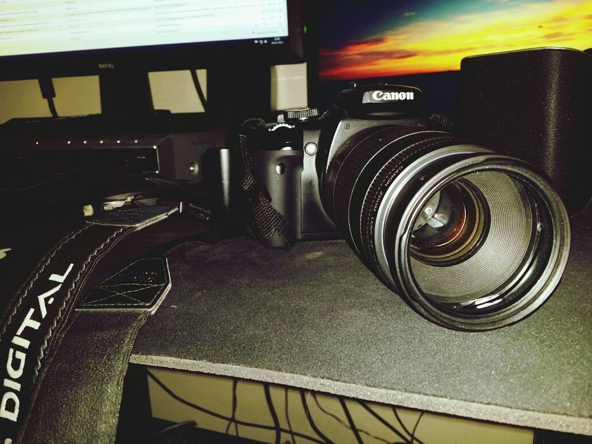Canon D400 DSLR Samsung Galaxy Note III