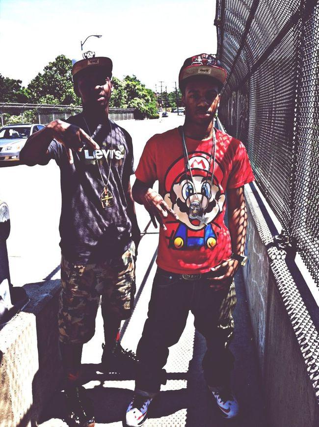 Me & My Bro Stump Killen Em❗
