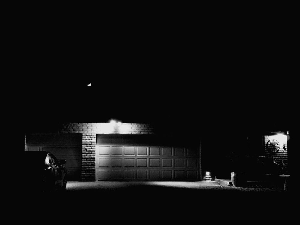 Break The Mold Night Illuminated Dark Architecture No People Built Structure Black And White Art Is Everywhere Simple Art Art Of The Night Front Porch Photography Front Porch Pitch Black Night Photography Black Out The Architect - 2017 EyeEm Awards