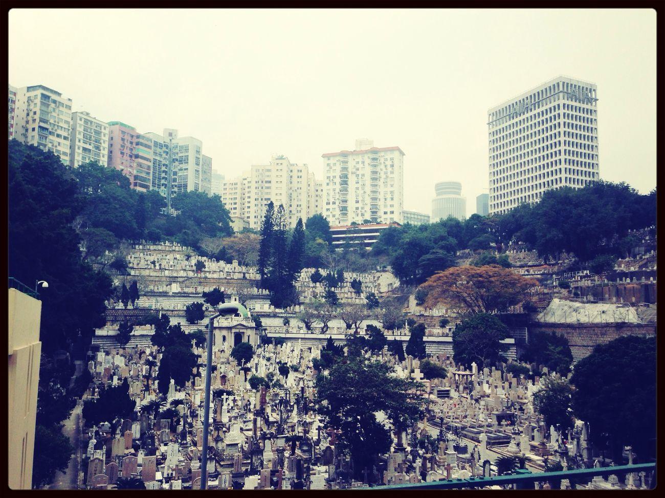 Underneath the big buildings and crowded people, beneath lies the place where dead people are sleeping. Rest in peace their soul. Eyeemhk Eyeemsnapshot Rip Eyeemmood