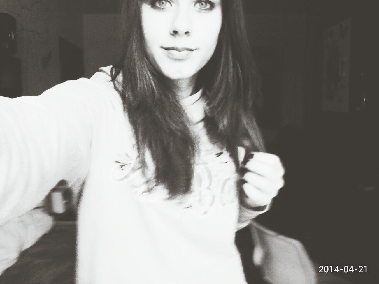 Nimm mich so wie ich bin, oder du gehts wie du gekommen bist!:*