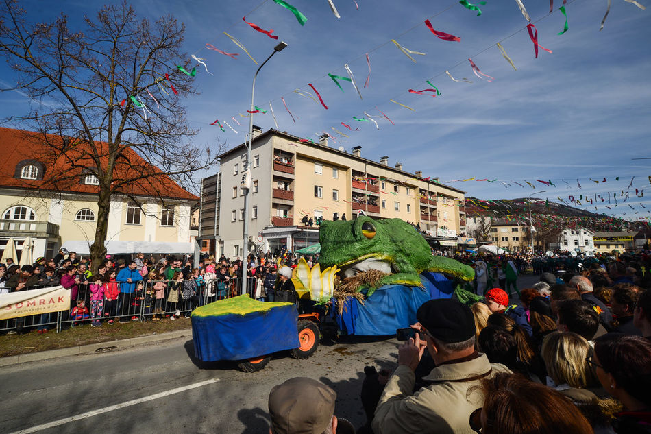 Adult Carnival Carnival Crowds And Details Carnival Mask Carnival Parade Carnival Party Carnival Spirit Carnival Time Celebration Celebration Event Cerknica City Crowd Day Frog Mask Masks Masquarade Masque Masquerade Outdoors People Pust Sky Slovenia