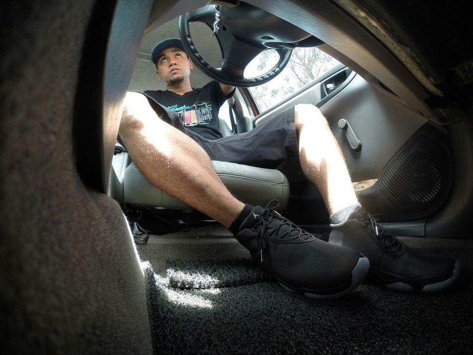 Noedit #nofilter #notneeded GoPro Hero3+ Snkrfrkr #sneakerhead #solecollector #solecheck #solecontrol #solecontrolfam #kicksology #kixnation #walklikeus #lacebag #sneakersociety #sneakerporn JordanFutureReflective #UNds