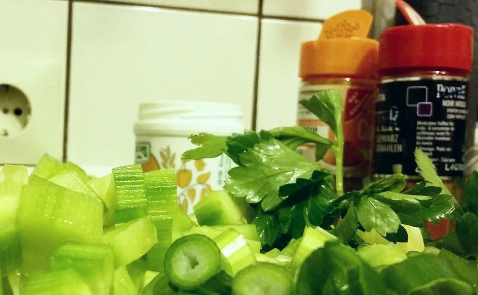 Salad Herbs Spices Taking Fotos Everyday Life Green Simple Life Food Health Learn & Shoot: Layering