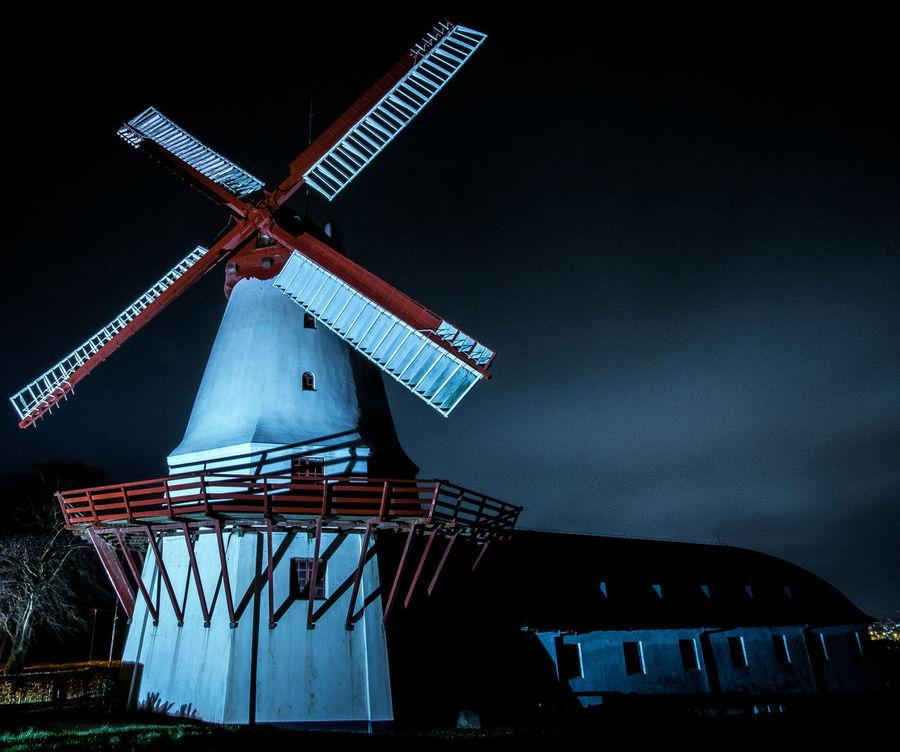 #1864 #concrete #beauty #Denmark #longexposure #LongExposureShot #Millennium #Night #nightshot #nikon #nikond3300 #photography #red #soenderborg #White #windmills #photography #windy #Wings #Wood