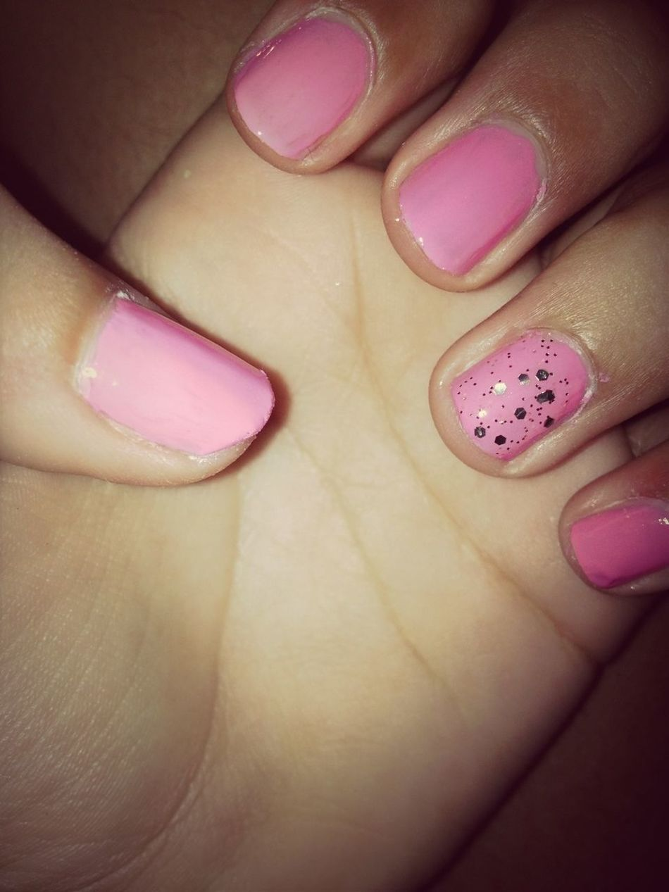 Havent Done My Nails In A While
