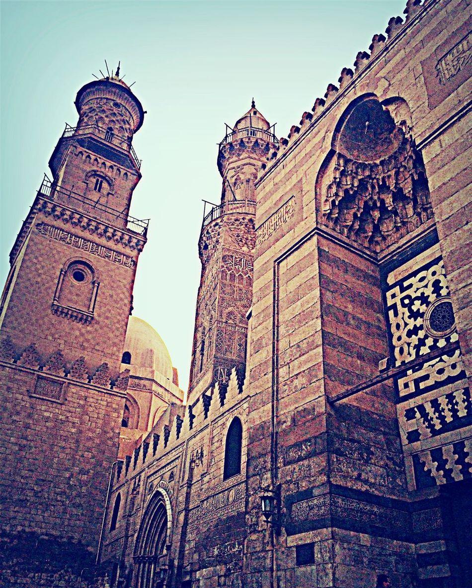 Old_cairo History Sunset Work