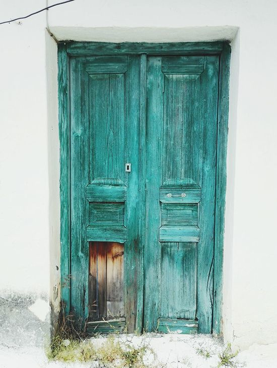 Door Closed Entrance Wood - Material Doorway House Close-up Architecture Built Structure Outdoors Day Crete Greece Village Photography Taking Photos Abandoned Places Abandoned Buildings Crete Island GREECE ♥♥ Traveling Photography Heraklion Crete Heraklion No People