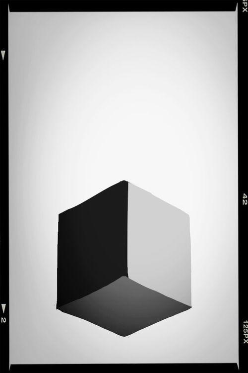 """levitation"" (my fingers @ work...) Abstract Blackandwhite Art Eye4photography"