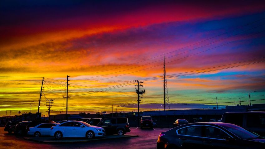 Evening colors Taking Photos Photography Is Life Photooftheday Beautiful Camera Love Photo Art Street Photography EyeEm Best Shots Color Photography Sunset_collection Sunset And Clouds  Sunsetlover Sunset_captures