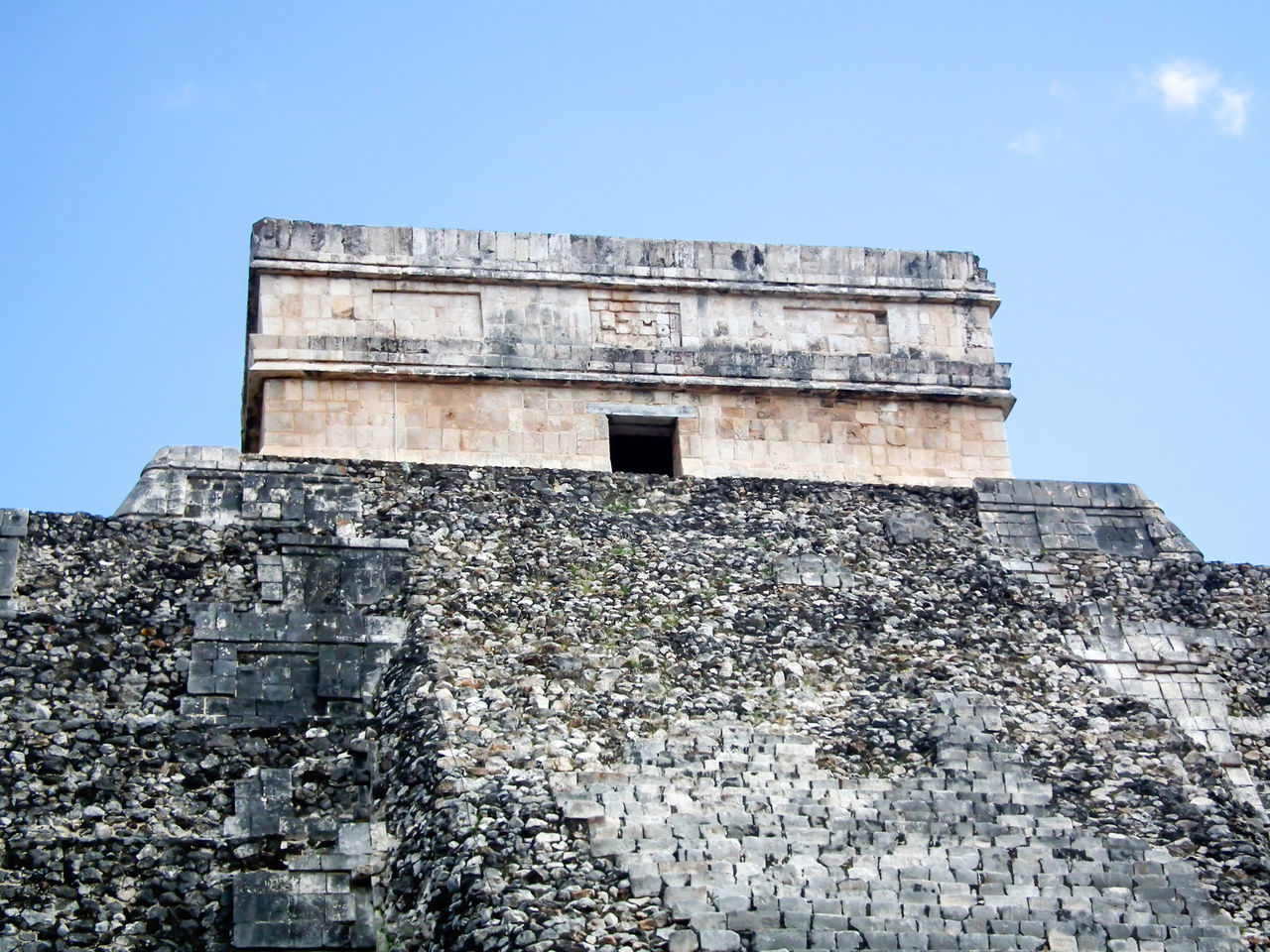Archaeological Sites Architecture Chichen Itza El Castillo High Section History Kukulkan Low Angle View Mayan Mayan Ruins Mayan Wonders No People Stone Material Stone Wall Tall The Past Weathered Yucatan Mexico Yucatan Peninsula Yúcatan