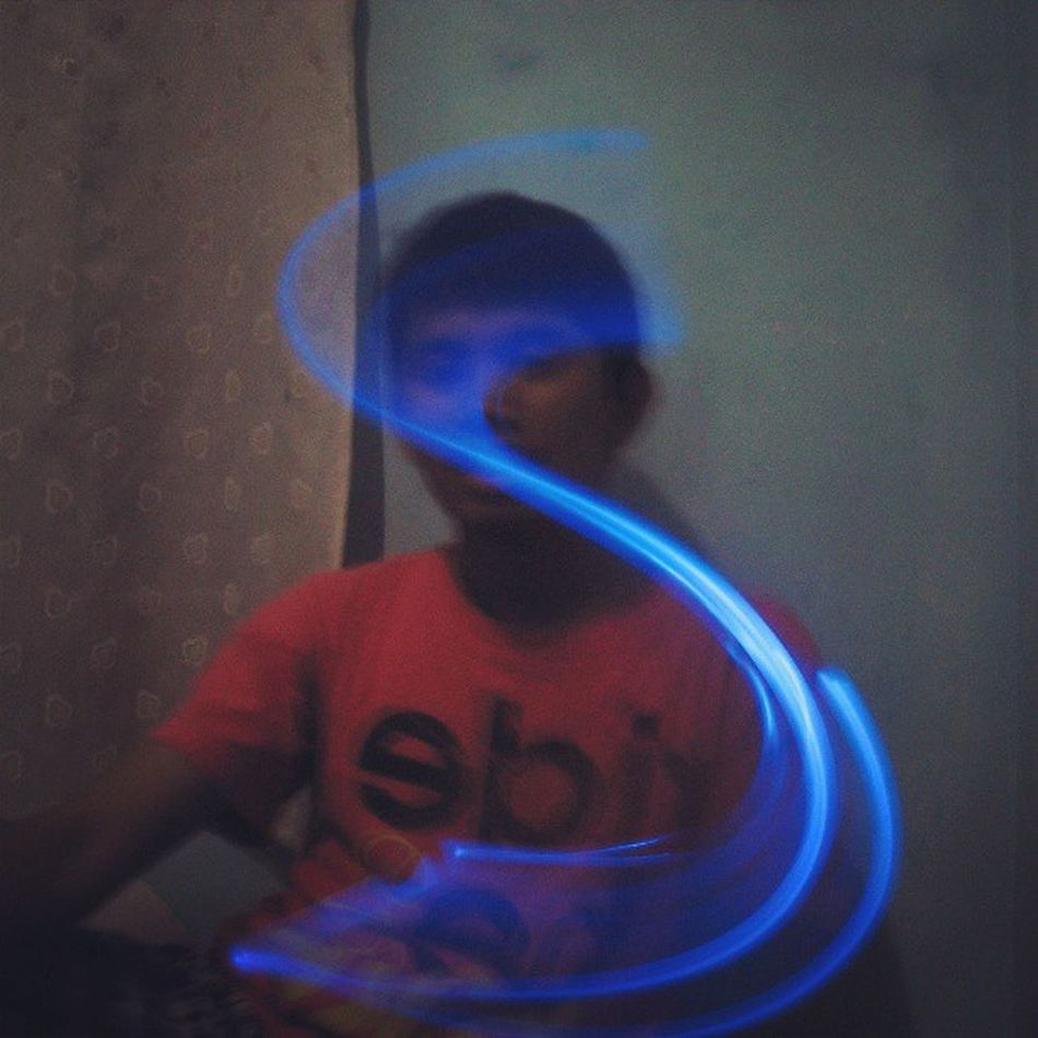 S for Sendy! Bulbing Photography Me
