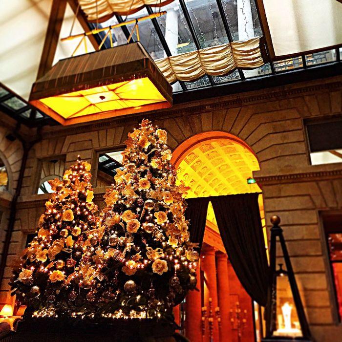 Luxury Hotel France Taking Photos